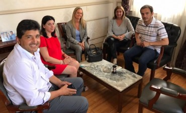 Abella se reunió con autoridades del Astillero SPI-Alnavi