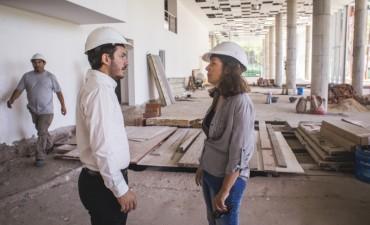 Prevén inaugurar el nuevo edificio de la Biblioteca Municipal en el primer trimestre