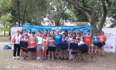 La Escuela Municipal de Taekwondo recibió equipamiento deportivo