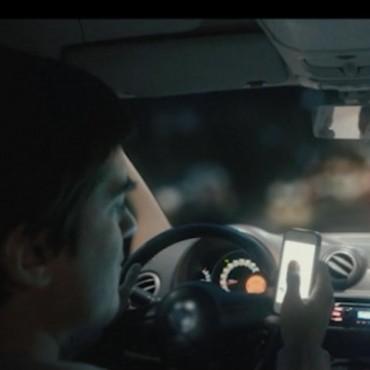 """CAMPAÑA """"El celular al volante mata"""