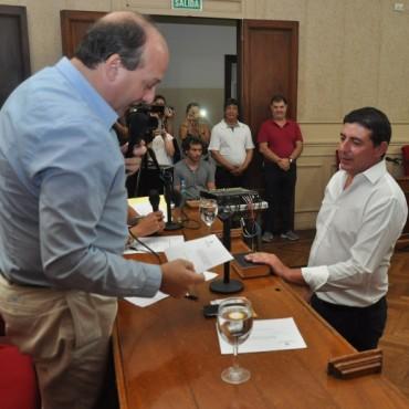 HCD: Se aprobó un proyecto para continuar realizando obras de infraestructura en el barrio San Felipe