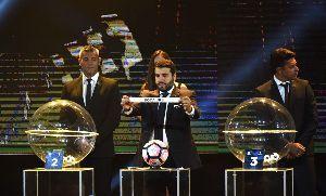 Se sortearon los grupos de la Copa Libertadores 2018