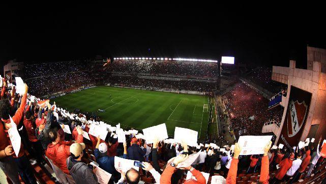 Independiente de Avellaneda recibirá a Flamengo de Brasil