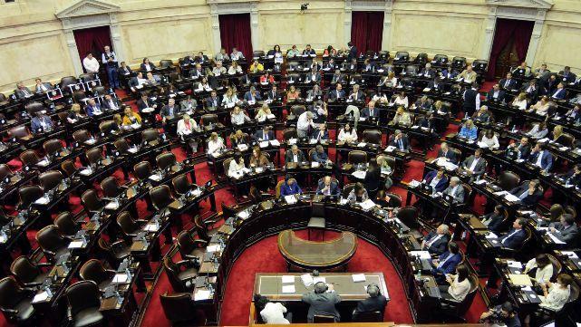 Se vota el lunes la reforma previsional