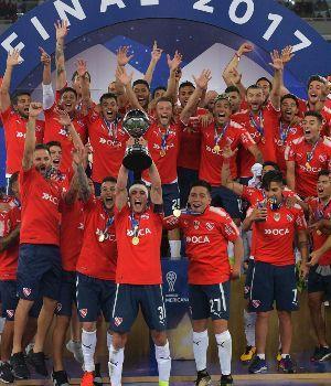 Independiente de Avellaneda se consagró campeón de la Copa Sudamericana