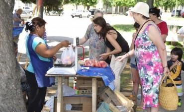 Barrio Del Pino: La Feria Popular se instalará hoy en Ricardo Rojas y Vicente López