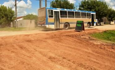 Obras Públicas del Municipio continúa con las tareas de mantenimiento y limpieza de la ciudad