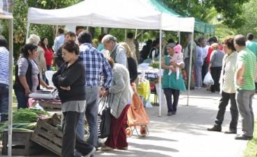 La Feria de Productores se presentará el viernes en la Plaza del barrio Dálmine Nuevo