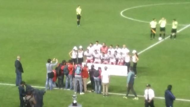 Huracán le ganó a San Lorenzo por 3 a 1