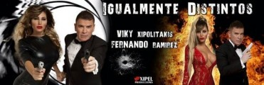 VIKY XIPOLITAKIS Y FERNANDO RAMIREZ DEBUTARON EN MAR DEL PLATA
