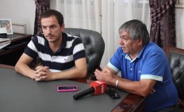 Carlos Barrichi se refirió a la vigencia de la Ley de paritarias municipales