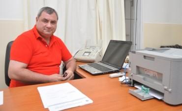 El nuevo Director de la OMIC anunció un importante proyecto de digitalización de expedientes