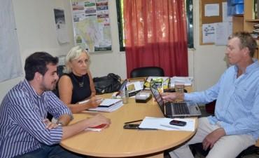Turismo y Medio Ambiente presentan una agenda de trabajo común