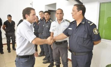 El Intendente designó al nuevo jefe de la Policía Local Campana