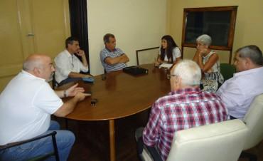 Reunión multisectorial en CEMAV con autoridades de la C.U.C.E.I