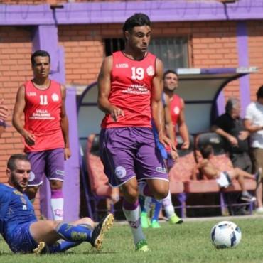 Villa Dàlmine cierra su preparaciòn para el debut en Mendoza
