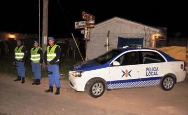 La Policía Local trabajará las 24 horas