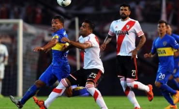 River Plate le ganó a Boca Juniors 1 a 0