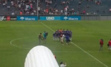 Villa Dálmine empató con Independiente Rivadavia de Mendoza 0 a 0