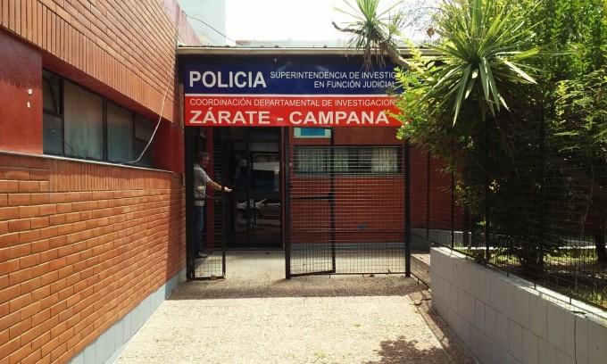 Detienen en Campana a un sujeto que se había escapado de la cárcel de Florencio Varela