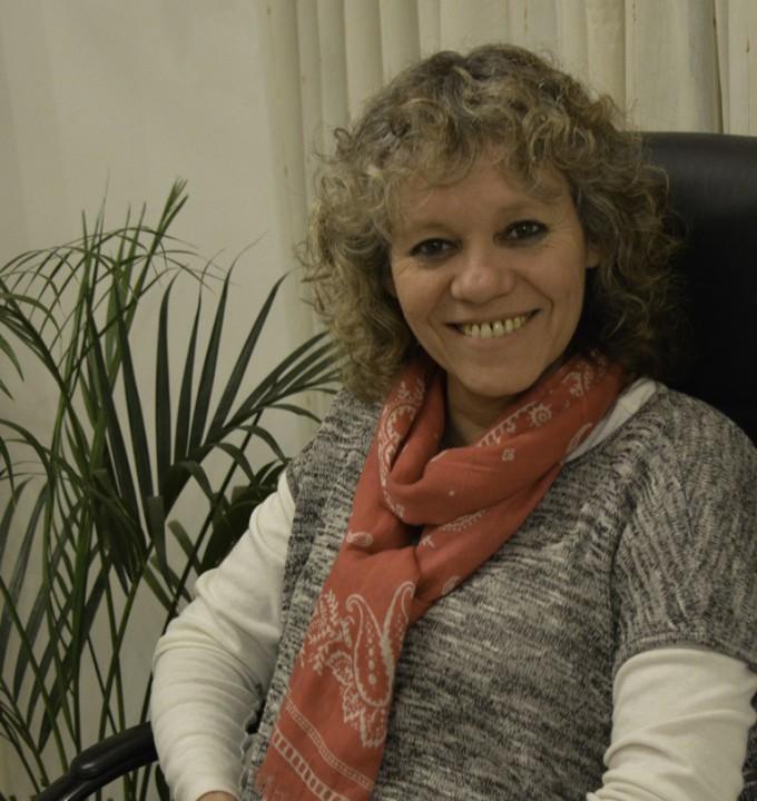 Andrea García se refirió a la Asamblea de Mayores Contribuyentes