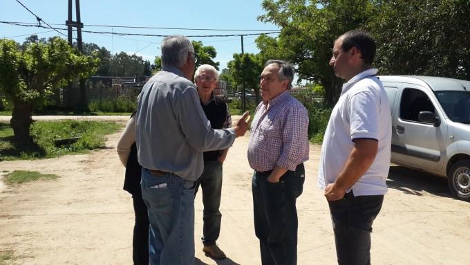 """""""La tarea de los concejales es estar todos los días al lado de los vecinos, no sólo cuando comienza la campaña"""""""