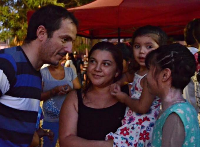 """Juegos de kermesse y mucha música, en una nueva jornada del festival """"Cerca Tuyo"""