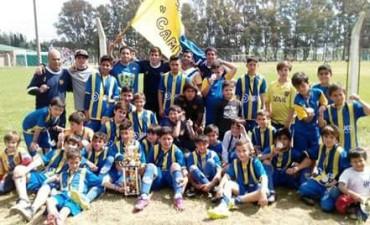 El balance del Club Puerto Nuevo durante el 2016