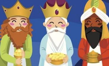 Mañana los Reyes Magos visitarán a los niños de la ciudad