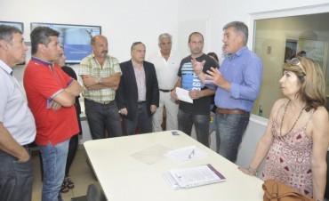 Concejales visitaron el CIMoPU para conocer el funcionamiento de la plataforma de seguridad