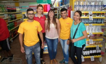 Tres jóvenes llevarán a cabo su primera experiencia laboral a través de los programas del Ministerio de Trabajo