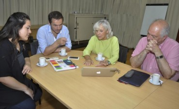 Nueva reunión para impulsar el turismo de reuniones y convenciones en la ciudad