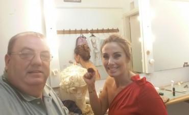 Viviana Saccone integra el elenco de Esperando la carroza, que se presenta en Mar del Plata