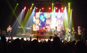 La banda furor en Latinoamérica MARAMÁ