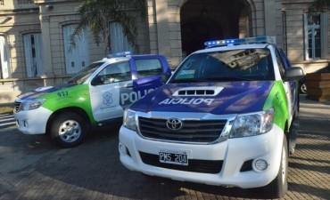 El Municipio recuerda los números telefónicos de los móviles del Comando de Patrulla