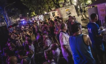 El jazz y la comida gourmet se unieron para engalanar el corazón de la ciudad