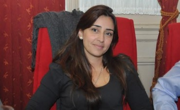 Marina Casaretto: Hoy estamos realizando obras que el gobierno que acompañó Ghione durante 18 años no las realizó