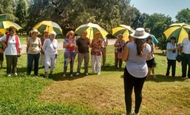 Adultos mayores disfrutaron de un paseo por San Pedro