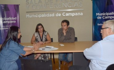 Continúan les gestiones del Municipio para que el CBC se dicte en Campana