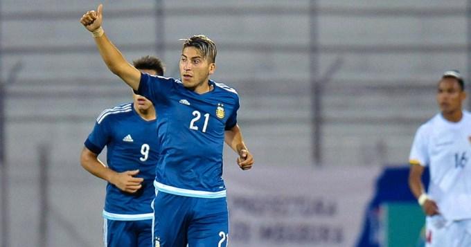 Argentina le ganó a Bolivia y quedó líder en su grupo