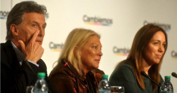 Carrió también denunció al jefe de la AFI
