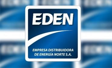 EDEN informa sobre interrupción del servicio