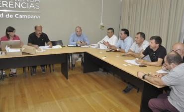 Segunda reunión de Consejo Urbanístico Ambiental