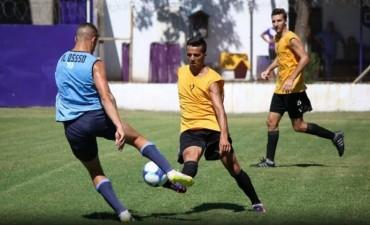 Villa Dàlmine jugò su tercer amistoso como local perdiò con San Telmo 2 a 0