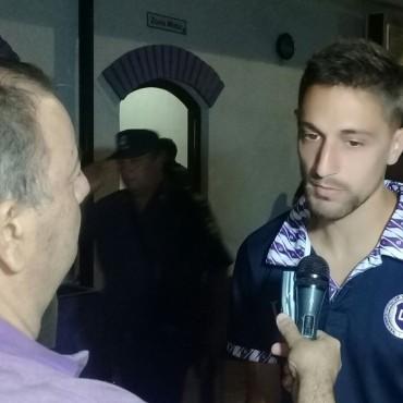 Leandro Sapetti: los amistosos han sido una buena medida para el equipo