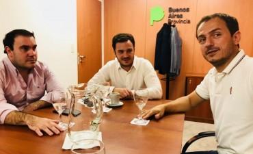 Se ultiman los detalles para la llegada del SAME Provincia a Campana