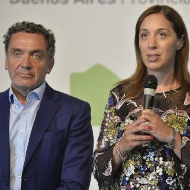 """Vidal destacó la importancia de que """"toda la sociedad se involucre"""", al presentar los avances del Plan Integral de Género"""