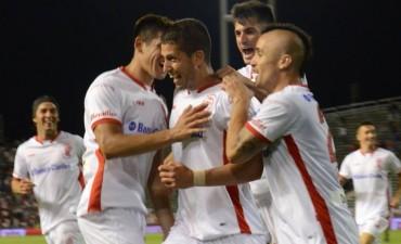 Huracán obtuvo el triunfo frente a River Plate por 1 a 0