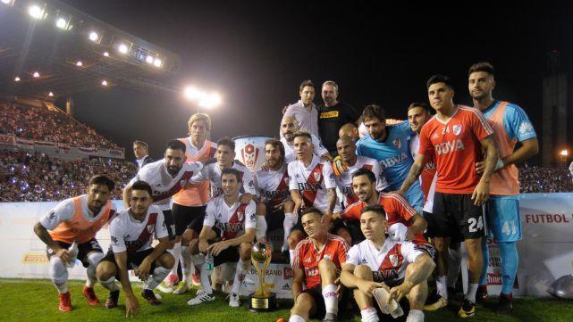 River Plate derrotó a Boca Juniors en el primer superclásico del año