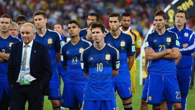 Rusia 2018: Alemania le gana a Argentina